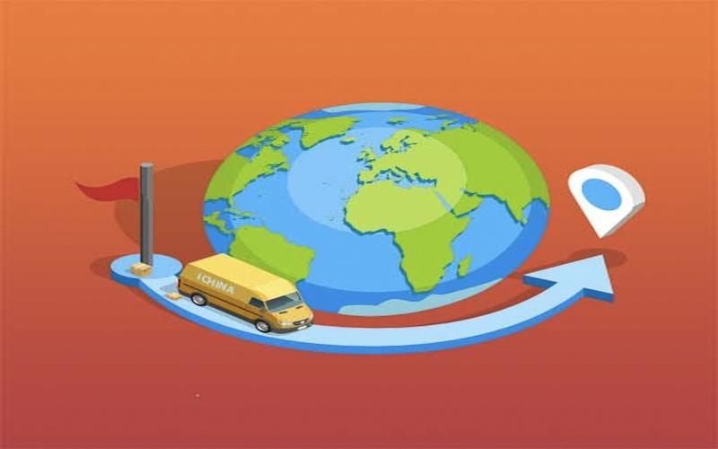 Dịch vụ vận chuyển hàng đa chiều của iChina Company.